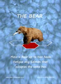 Pond Farr Bear