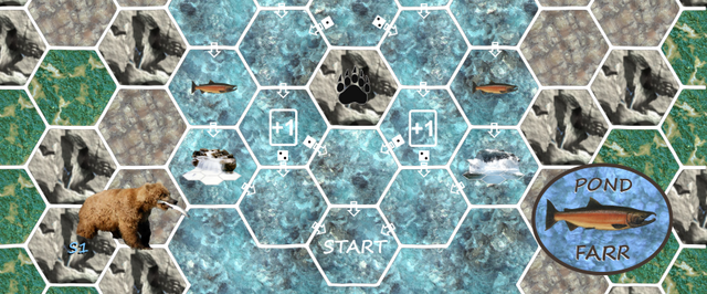 Pond Farr modular board