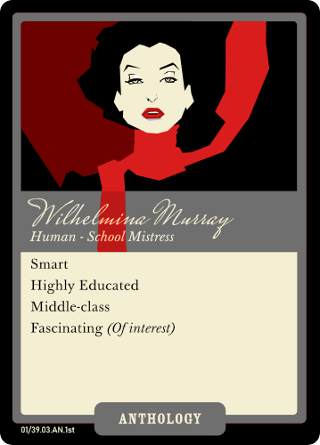 Anthology: Wilhelmina Murray