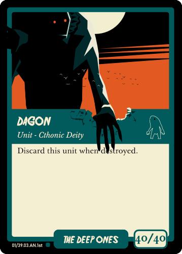 Deep Ones: Dagon