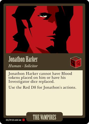 Vampires: Jonathon Harker
