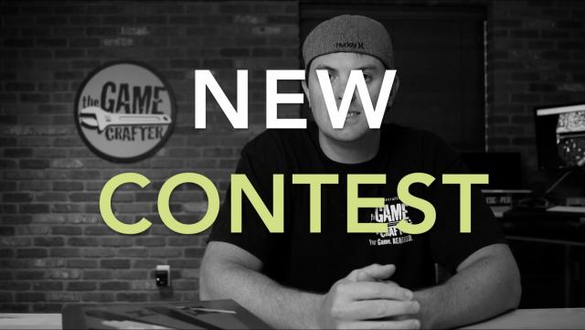 The Game Crafter - Testimonial Contest 2016
