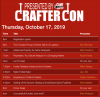 The Game Crafter - Crafter Con - 2019 Schedule