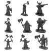 Dwarf miniatures are now available at The Game Crafter