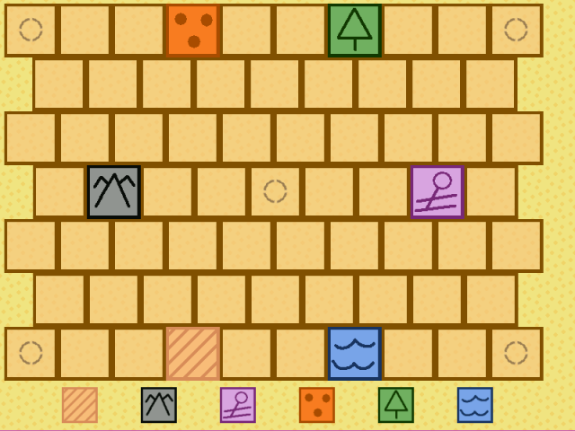FCE: Example Map Grid, Ready to Play