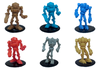 The Game Crafter now sells 6 types of warbots. These