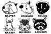 Animal Houses - Animal Icons v2