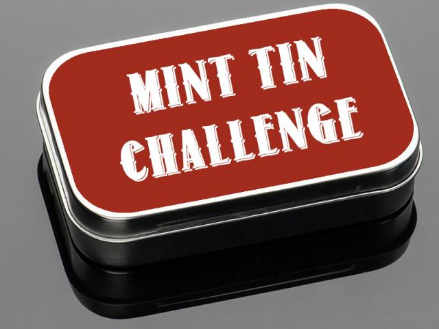 The Game Crafter - Board Game Design Contest - Mint Tin Challenge