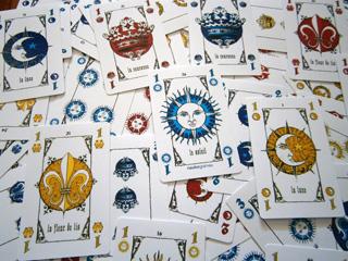 The Mystique deck