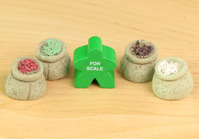 The Game Crafter - Board Game Pieces - Premium Spice Sacks