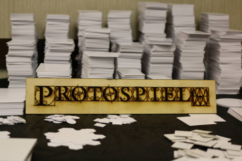 Protospiel Chicago - Sponsored by The Game Crafter