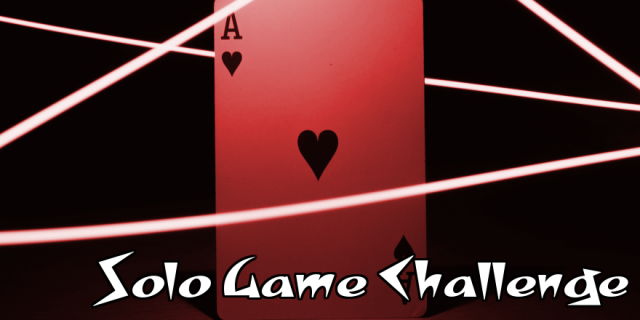 The Game Crafter - Board Game Design Contest - Solo Game Design Challenge