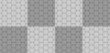 Hex world Map - Complete world
