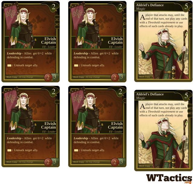 WTactics - Threshold icons