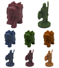 War Elephants and Warrior Game Parts